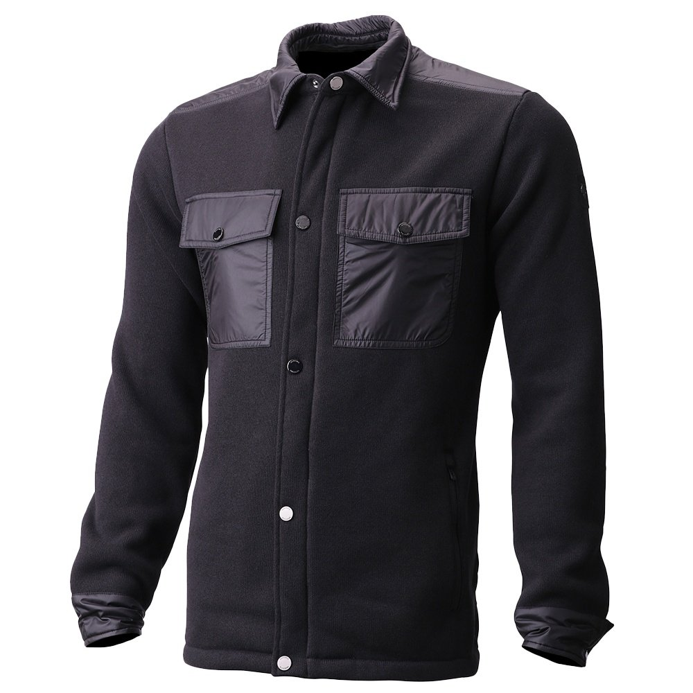 Descente Gage Fleece Jacket (Men's) - Black