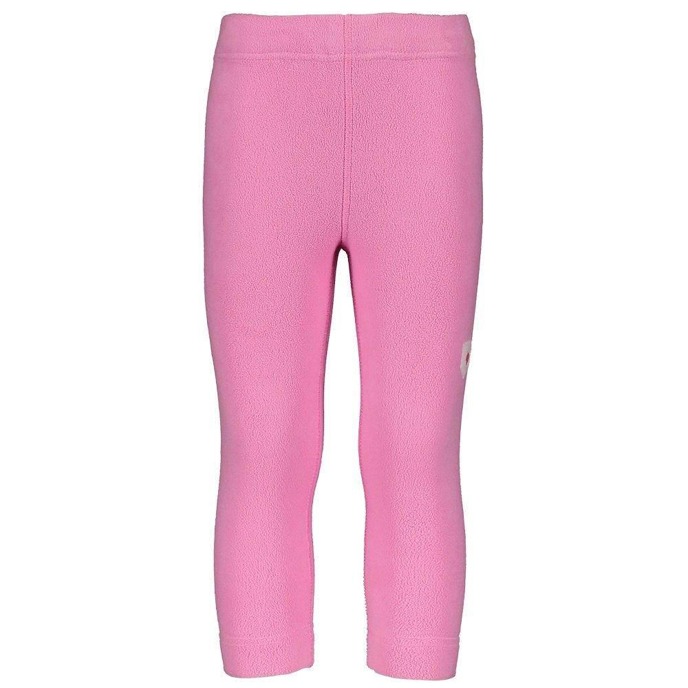 Obermeyer Ultra Gear Fleece Baselayer Bottom (Little Kids') - Pinkies Up