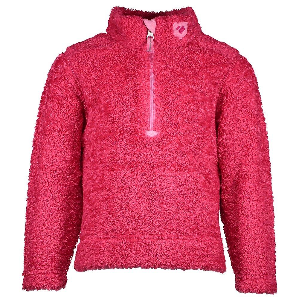 Obermeyer Superior Gear Zip Top (Little Girls') - Pink Out