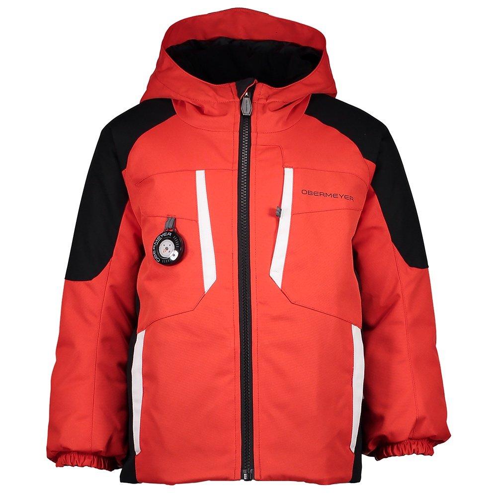 Obermeyer Horizon Insulated Ski Jacket (Little Boys') - Red
