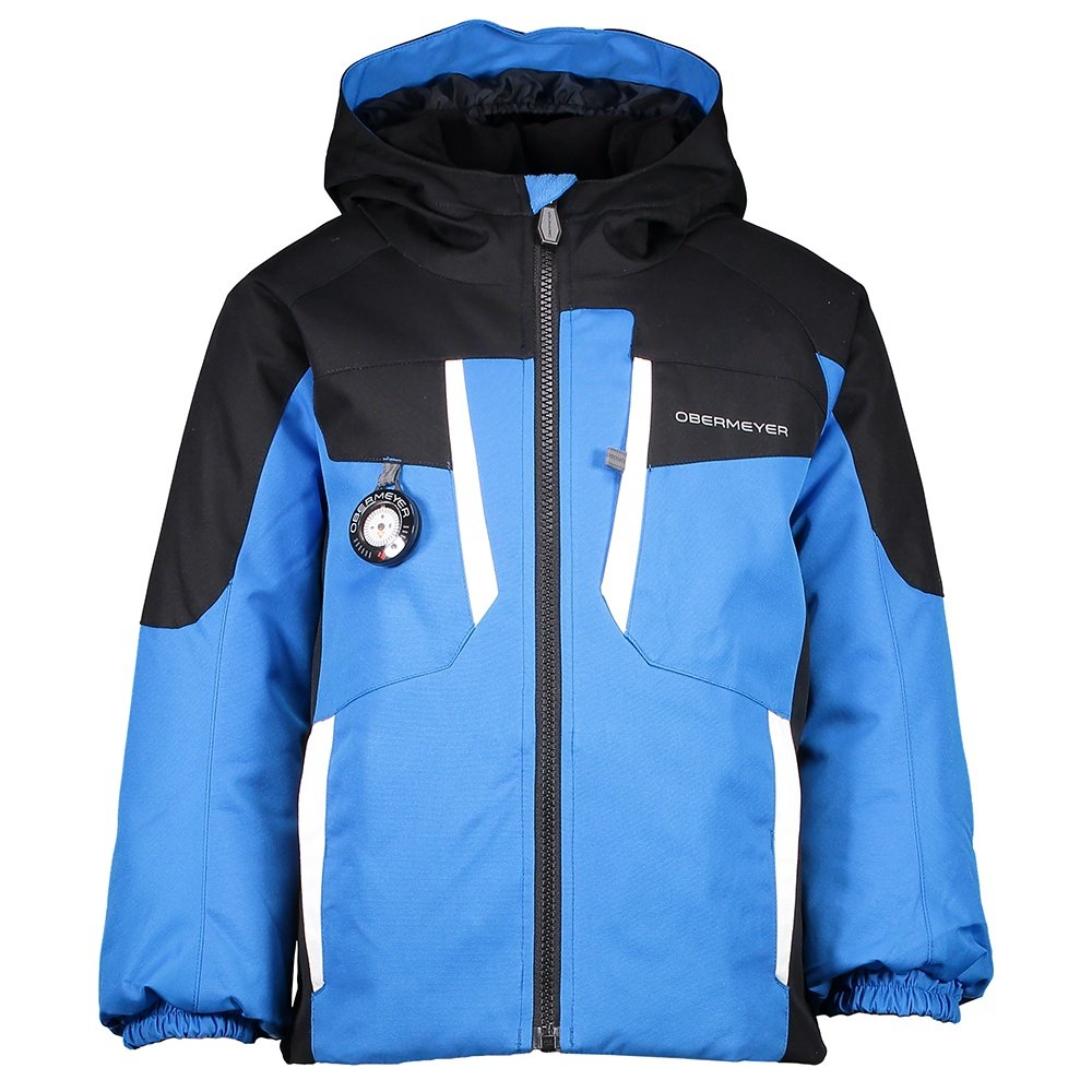 Obermeyer Horizon Insulated Ski Jacket (Little Boys') - Stellar Blue
