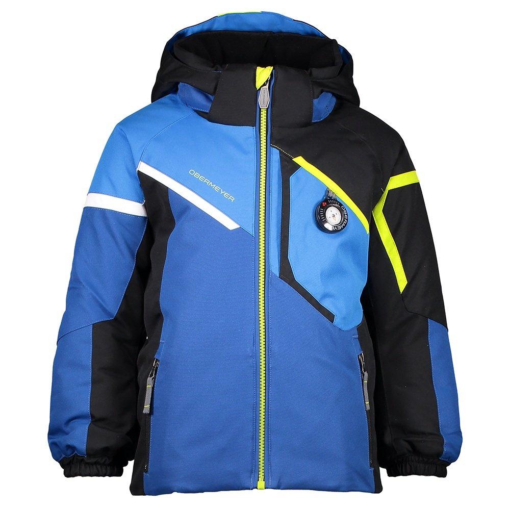 Obermeyer Endeavor Insulated Ski Jacket (Little Boys') - Captain Blue