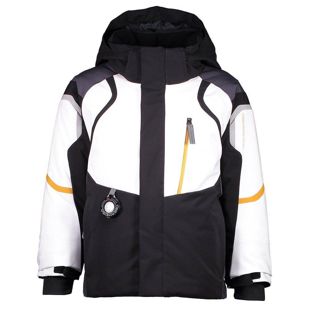 Obermeyer Kestrel Insulated Ski Jacket (Little Boys') - Black