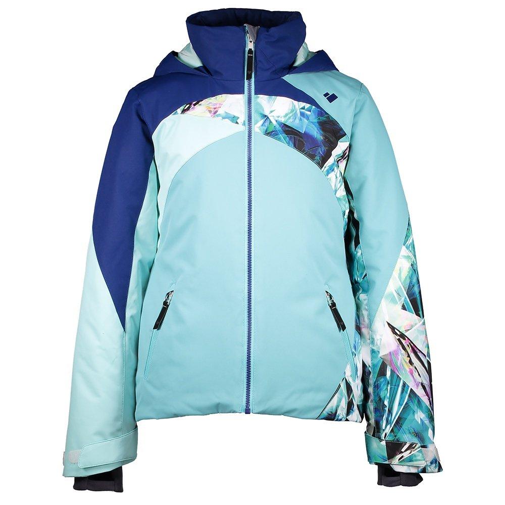 Obermeyer Tabor Insulated Ski Jacket (Girls') - Dusk