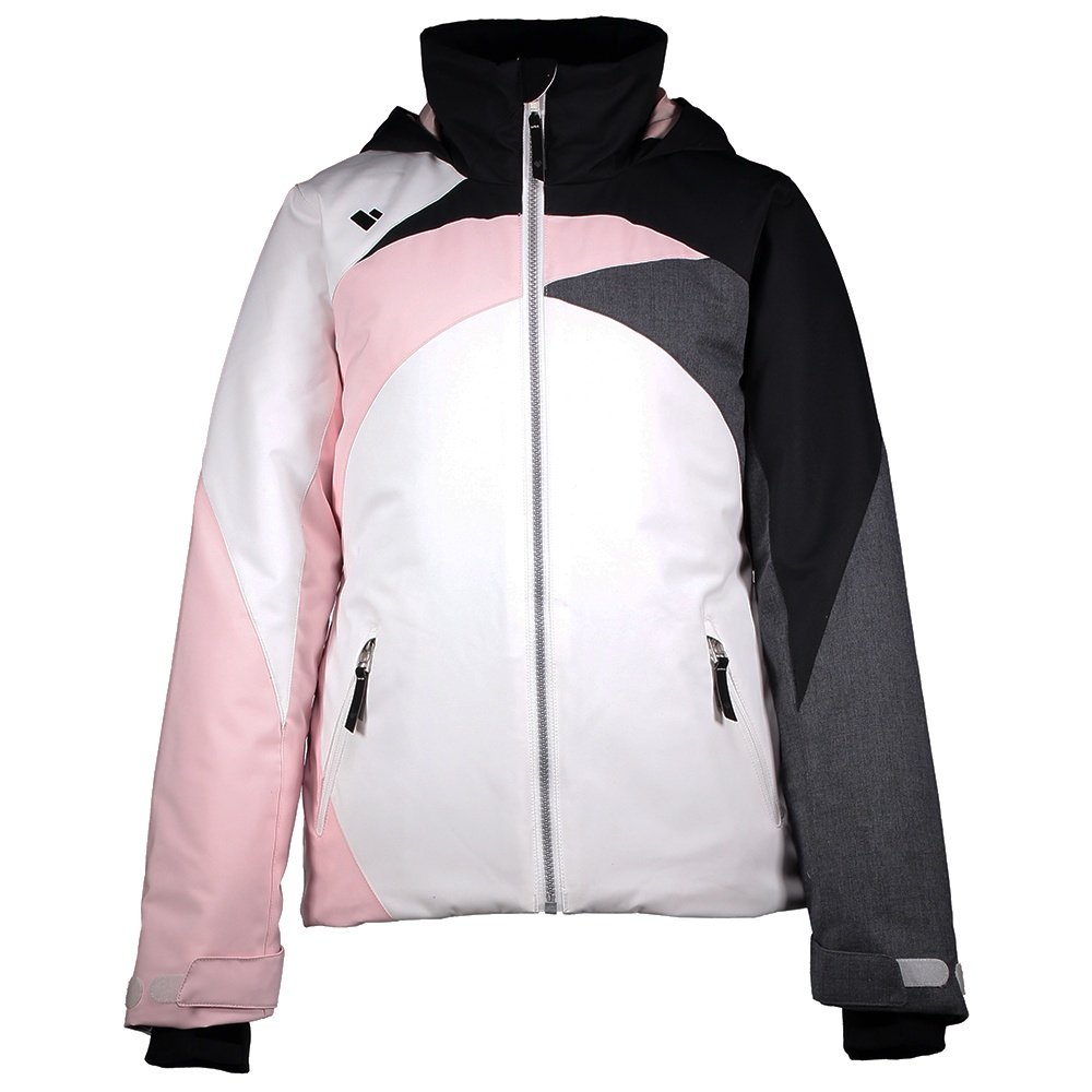 Obermeyer Tabor Insulated Ski Jacket (Girls') - Demi Pink