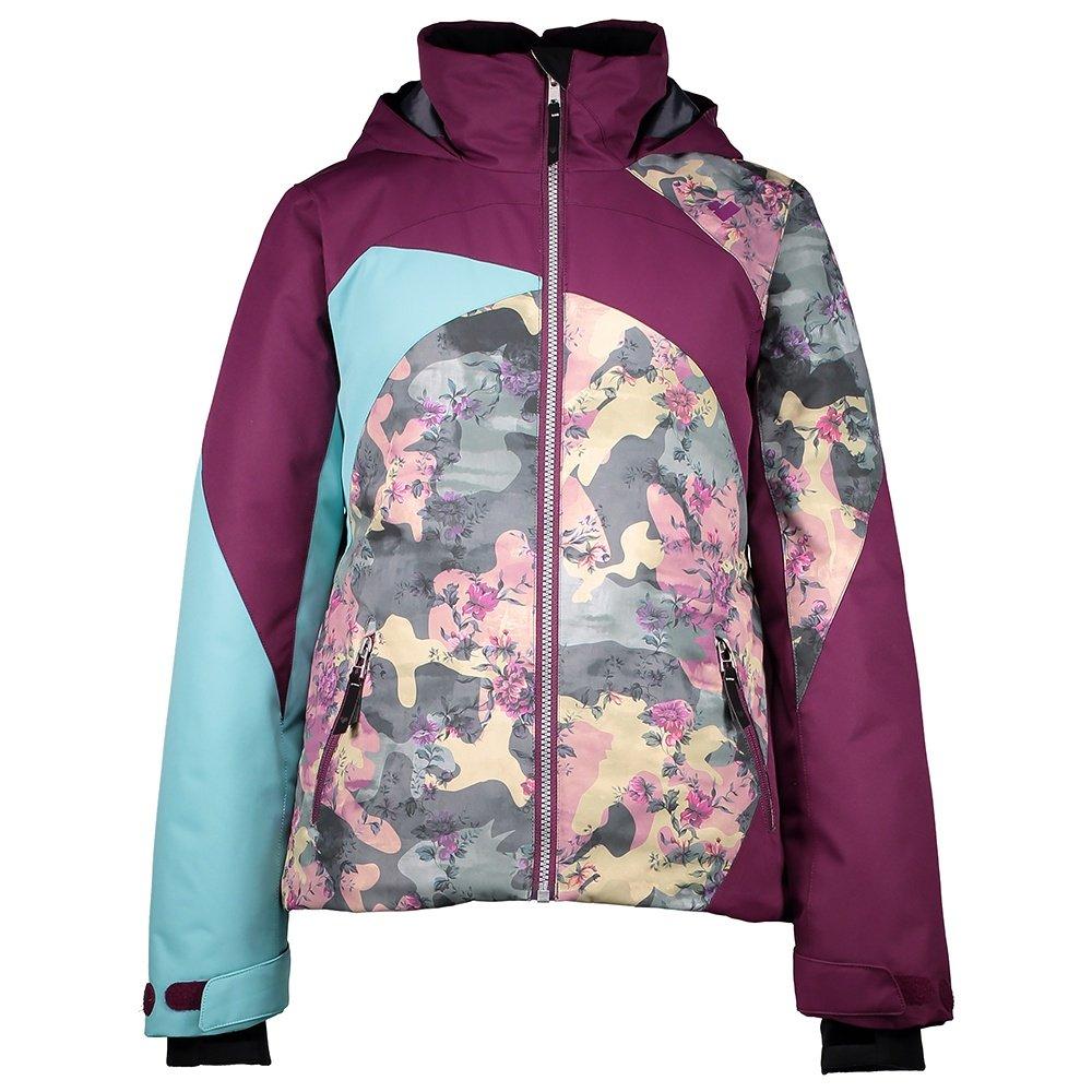 Obermeyer Tabor Insulated Ski Jacket (Girls') - Vera Camo