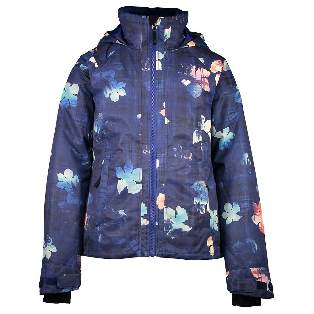 Obermeyer Taja Insulated Ski Jacket (Girls') - Paradiso