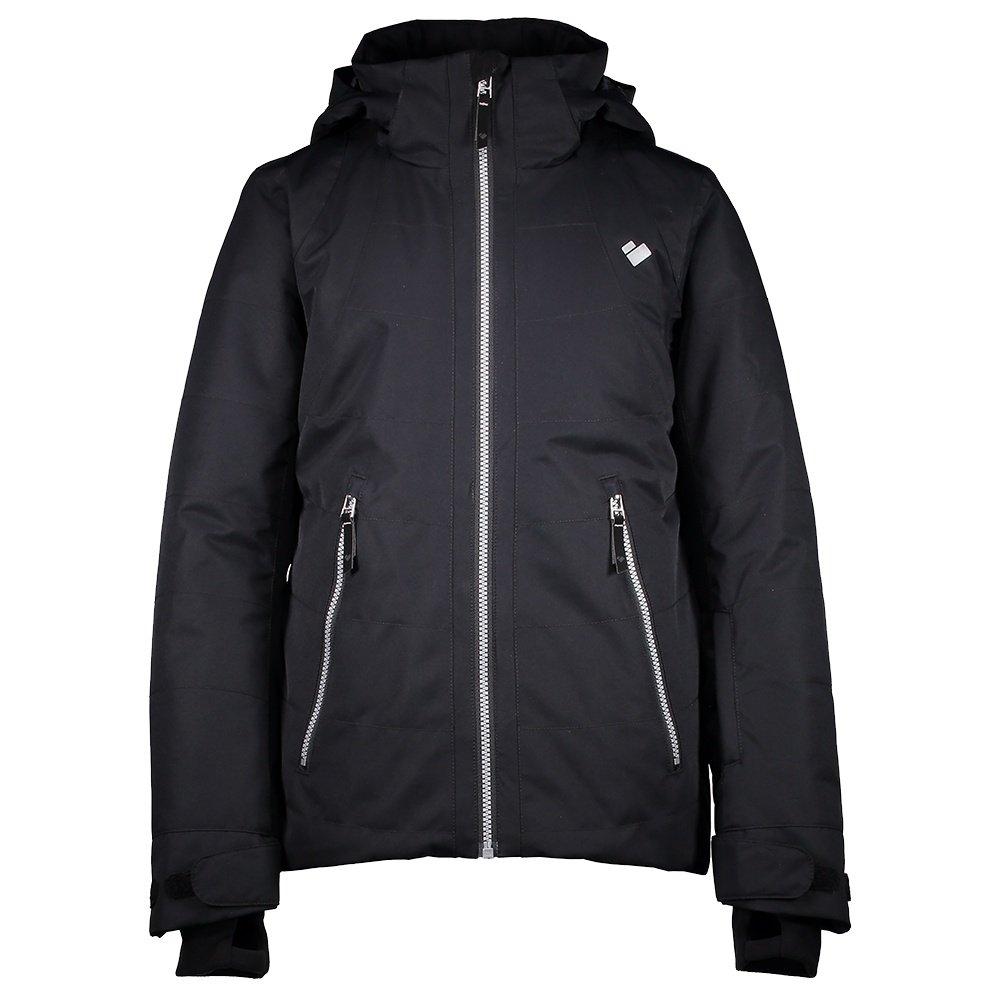 Obermeyer Haana Insulated Ski Jacket (Girls') - Black