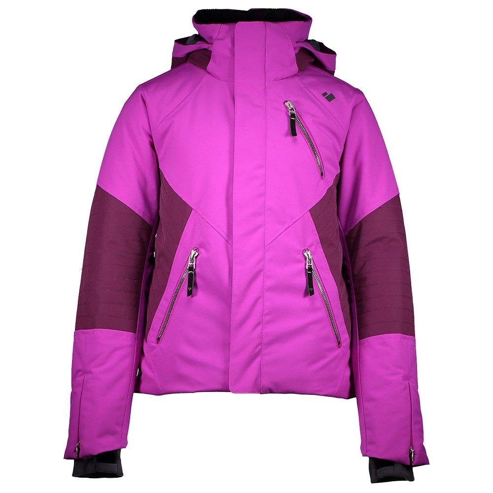 Obermeyer Rayla Insulated Ski Jacket (Girls') - Violet Vibe