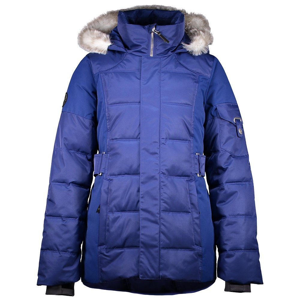 Obermeyer Tess Insulated Ski Jacket (Girls') - Dusk