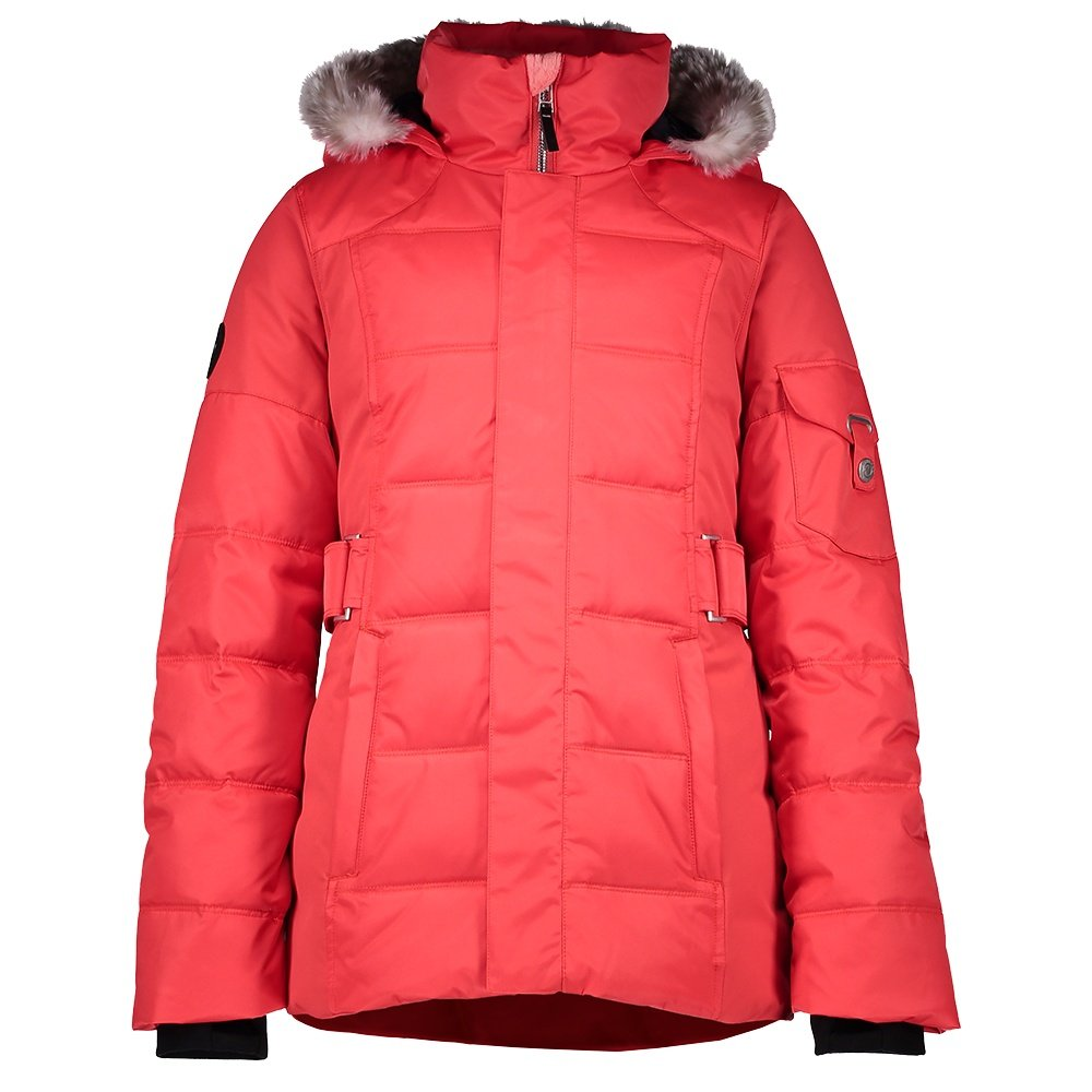 Obermeyer Tess Insulated Ski Jacket (Girls') - After Glow
