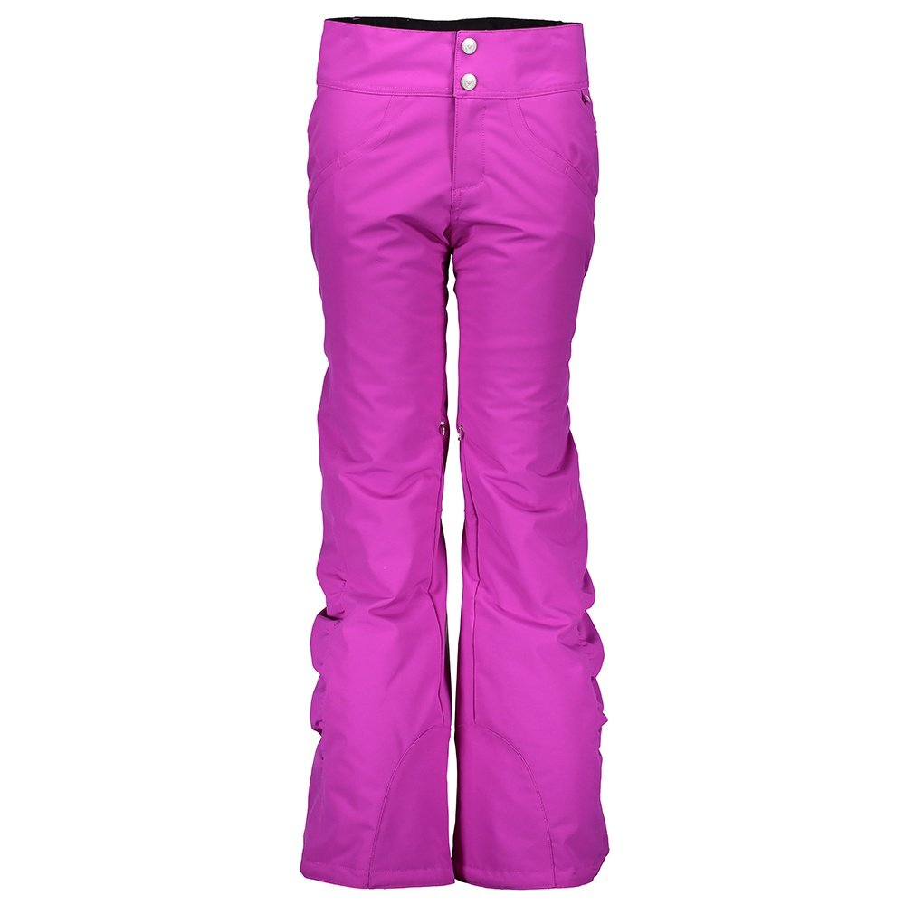 Obermeyer Jessi Insulated Ski Pant (Girls') - Violet Vibe