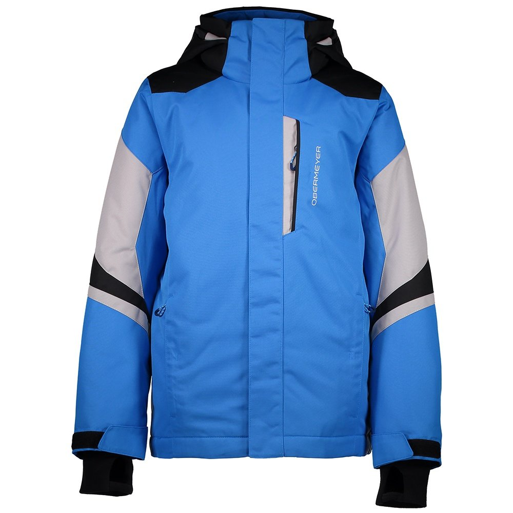 Obermeyer Fleet Insulated Ski Jacket (Boys') - Stellar Blue