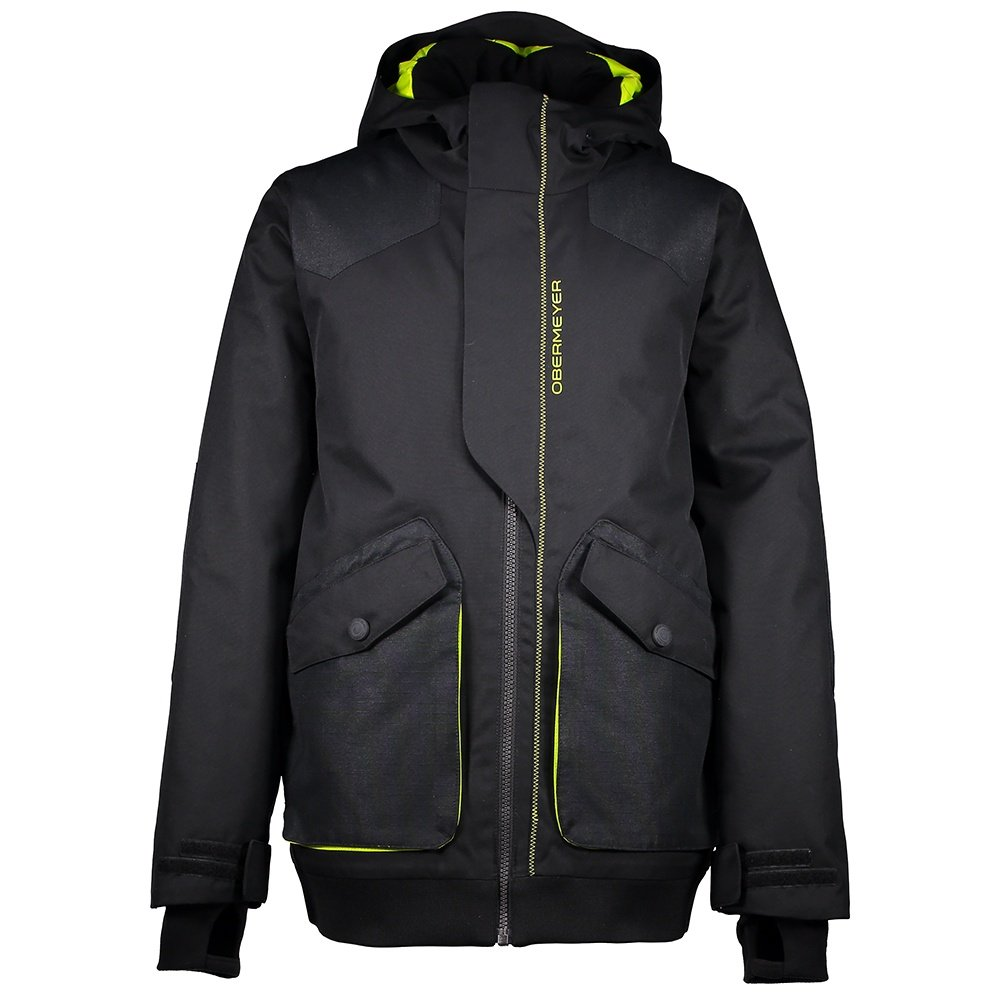 Obermeyer Gage Insulated Ski Jacket (Boys') -