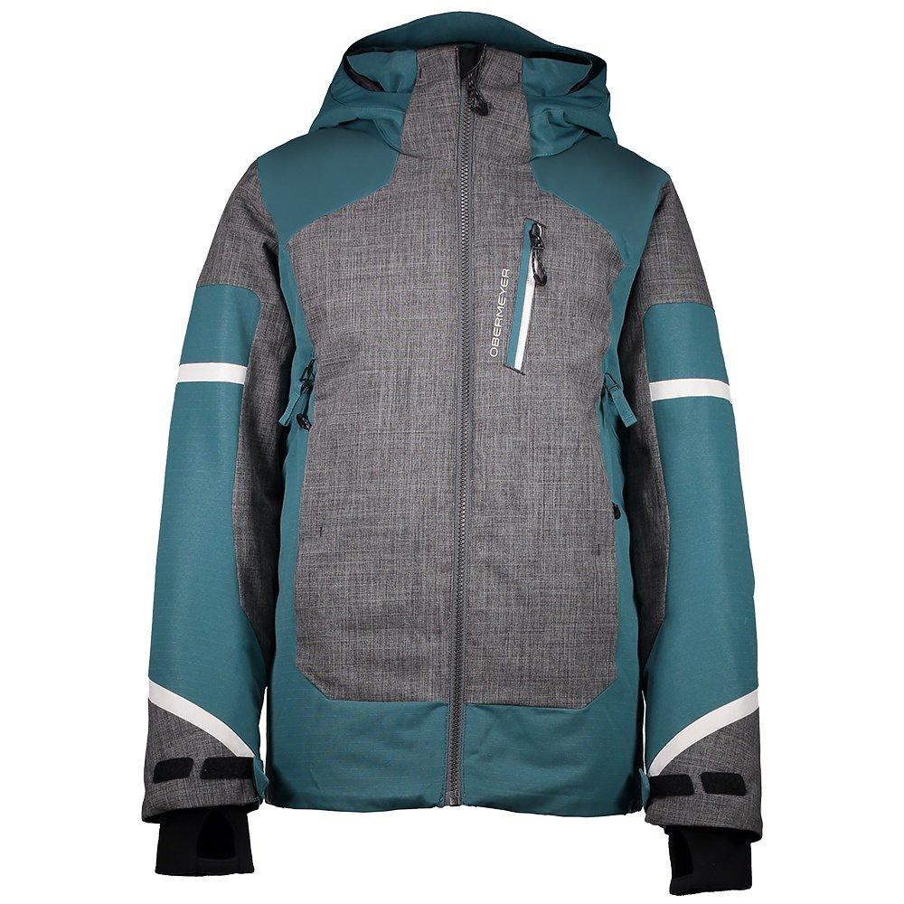 Obermeyer Outland Insulated Ski Jacket (Boys') - Deep Pacific