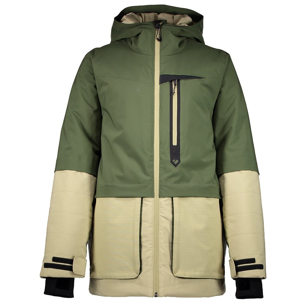 Obermeyer Axel Insulated Ski Jacket (Boys') - Canopy