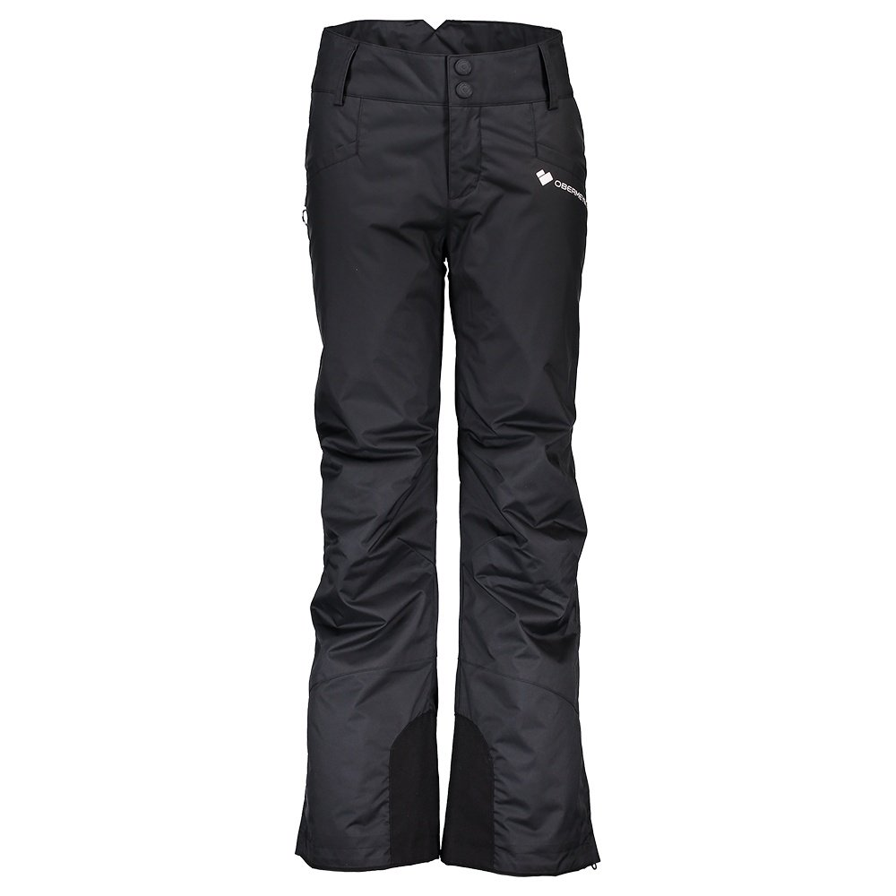 Obermeyer Bandera Insulated Ski Pant (Girls') - Black