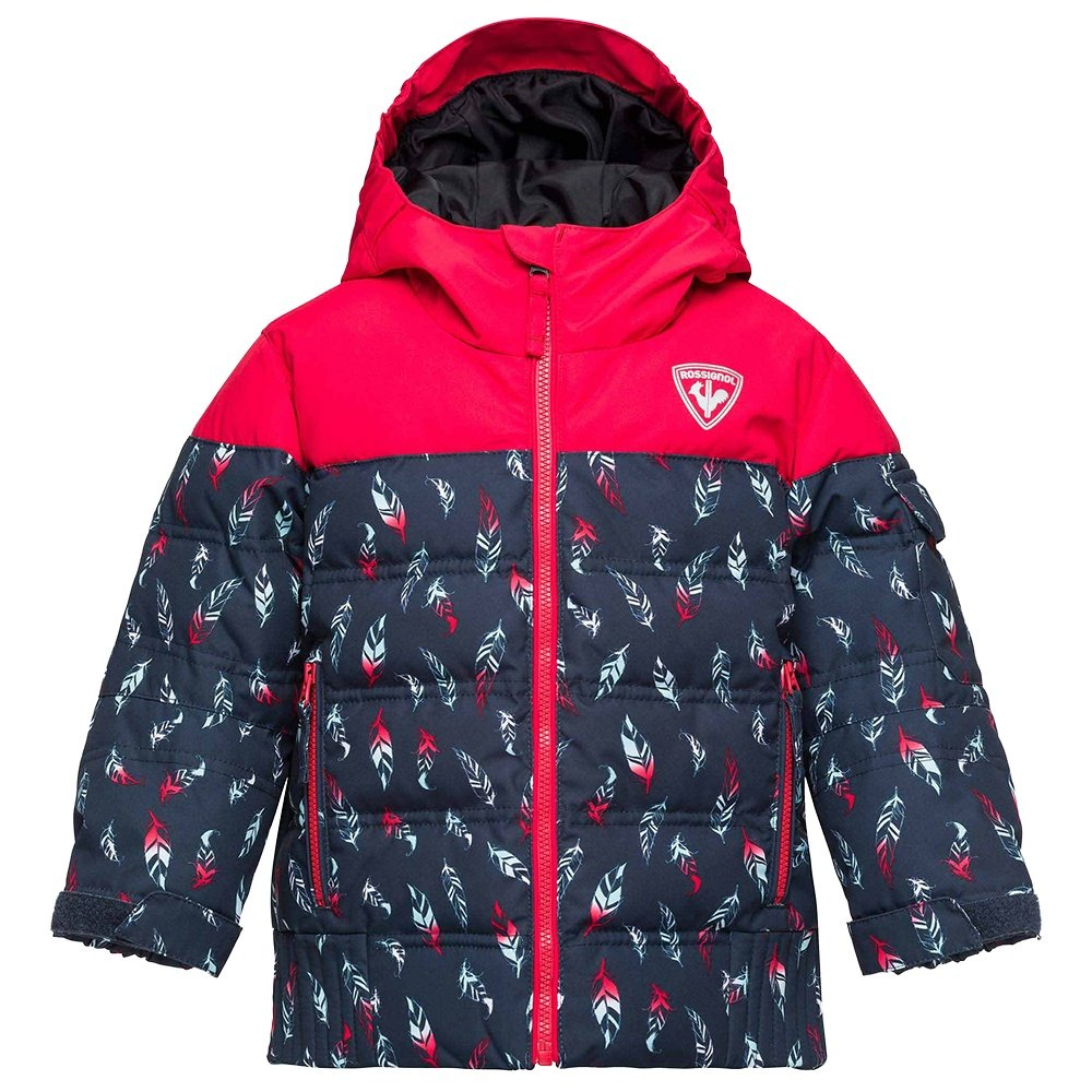 Rossignol Flocon Insulated Ski Jacket (Little Girls') - Multico Feather