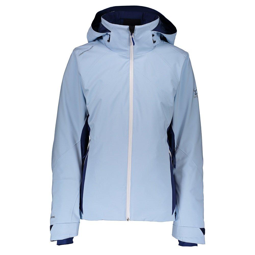 Obermeyer Mai Insulated Ski Jacket (Women's) - Icescape Blue