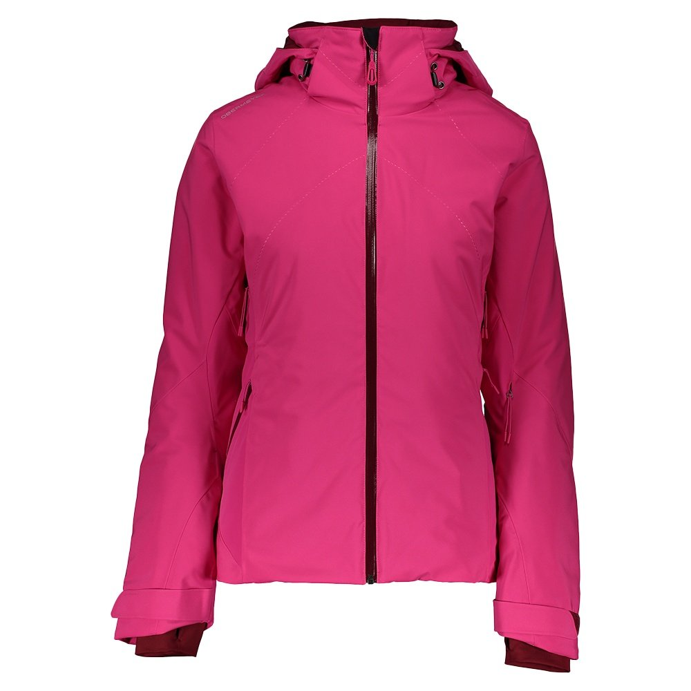 Obermeyer Mai Insulated Ski Jacket (Women's) - Pink Infusion