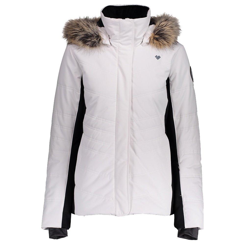 Obermeyer Tuscany II Insulated Ski Jacket (Women's) - White
