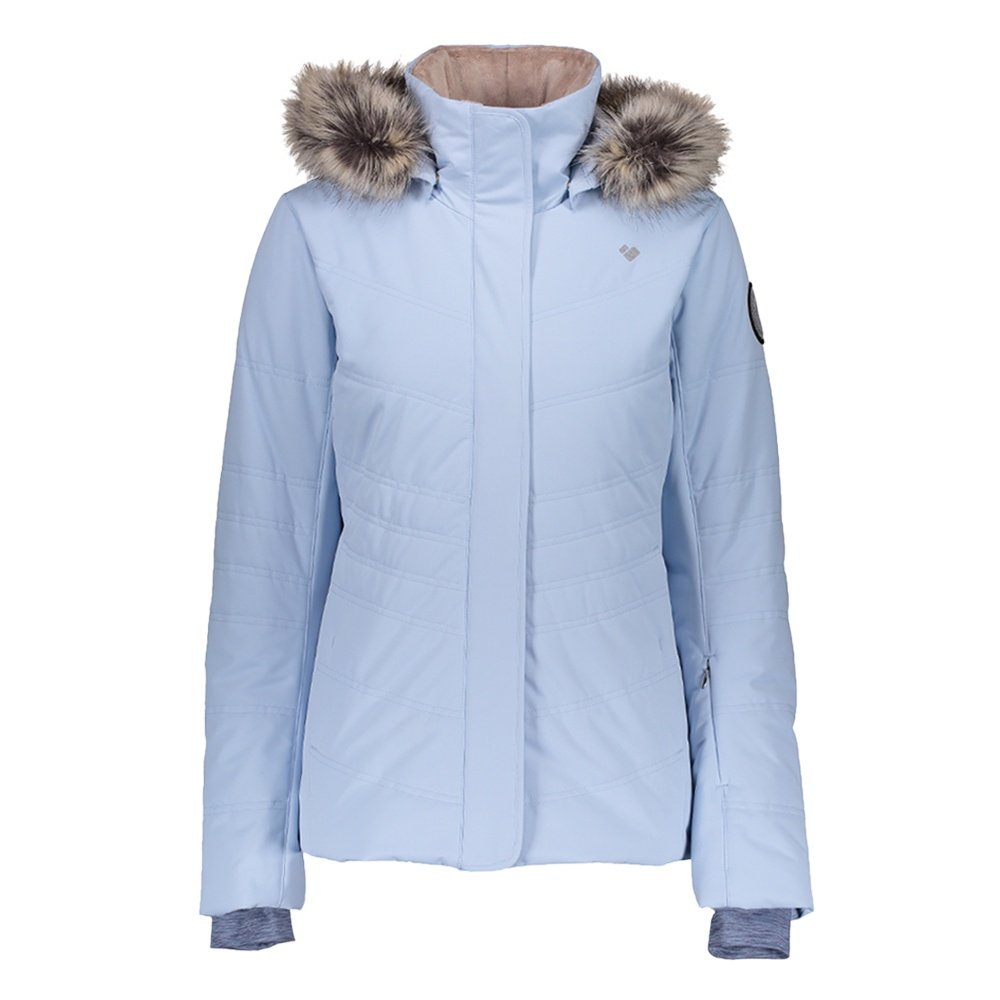 Obermeyer Tuscany II Insulated Ski Jacket (Women's) - Icescape Blue