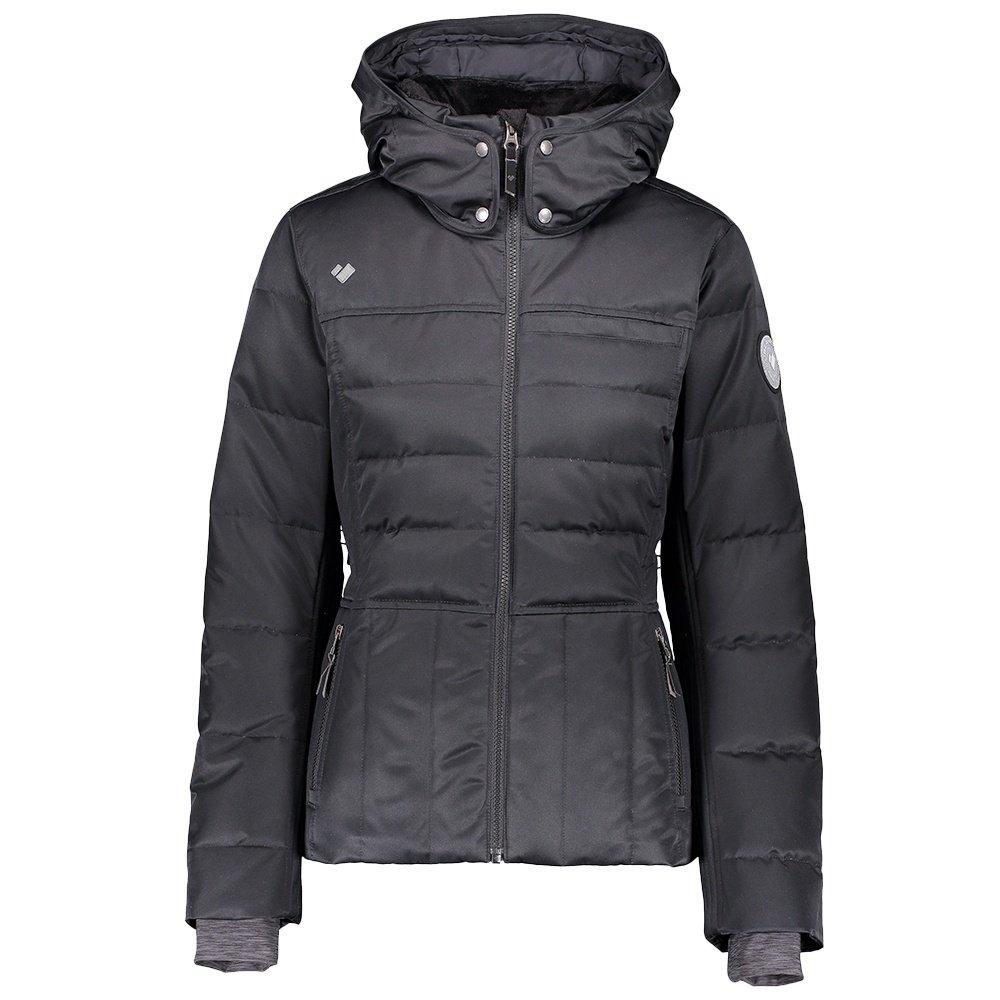 Obermeyer Joule Down Ski Jacket (Women's) - Black