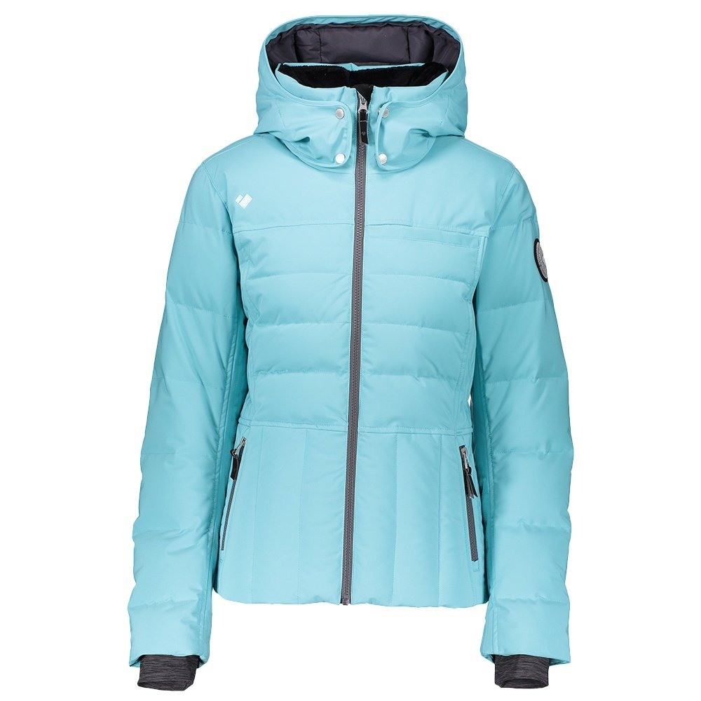 Obermeyer Joule Down Ski Jacket (Women's) - Laguna Cay