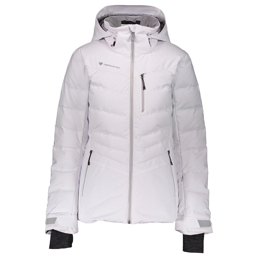 Obermeyer Cosima Down Ski Jacket (Women's) - White