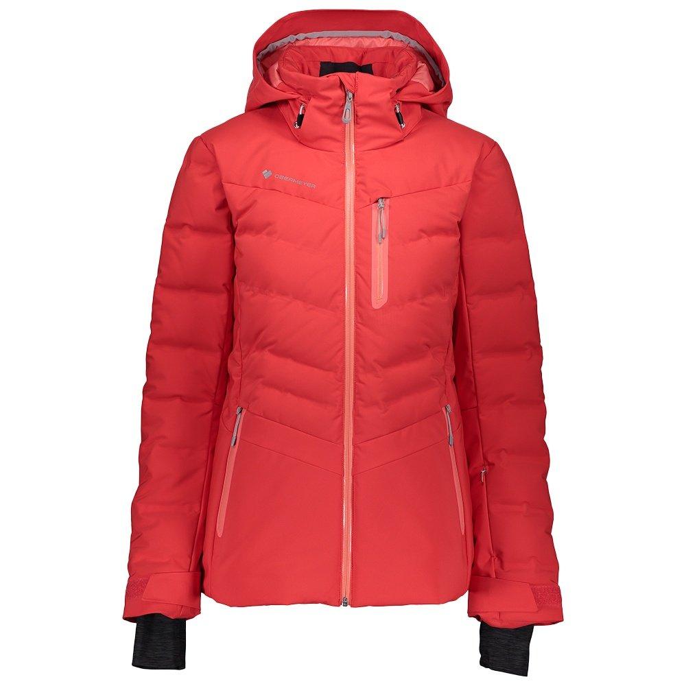 Obermeyer Cosima Down Ski Jacket (Women's) - After Glow