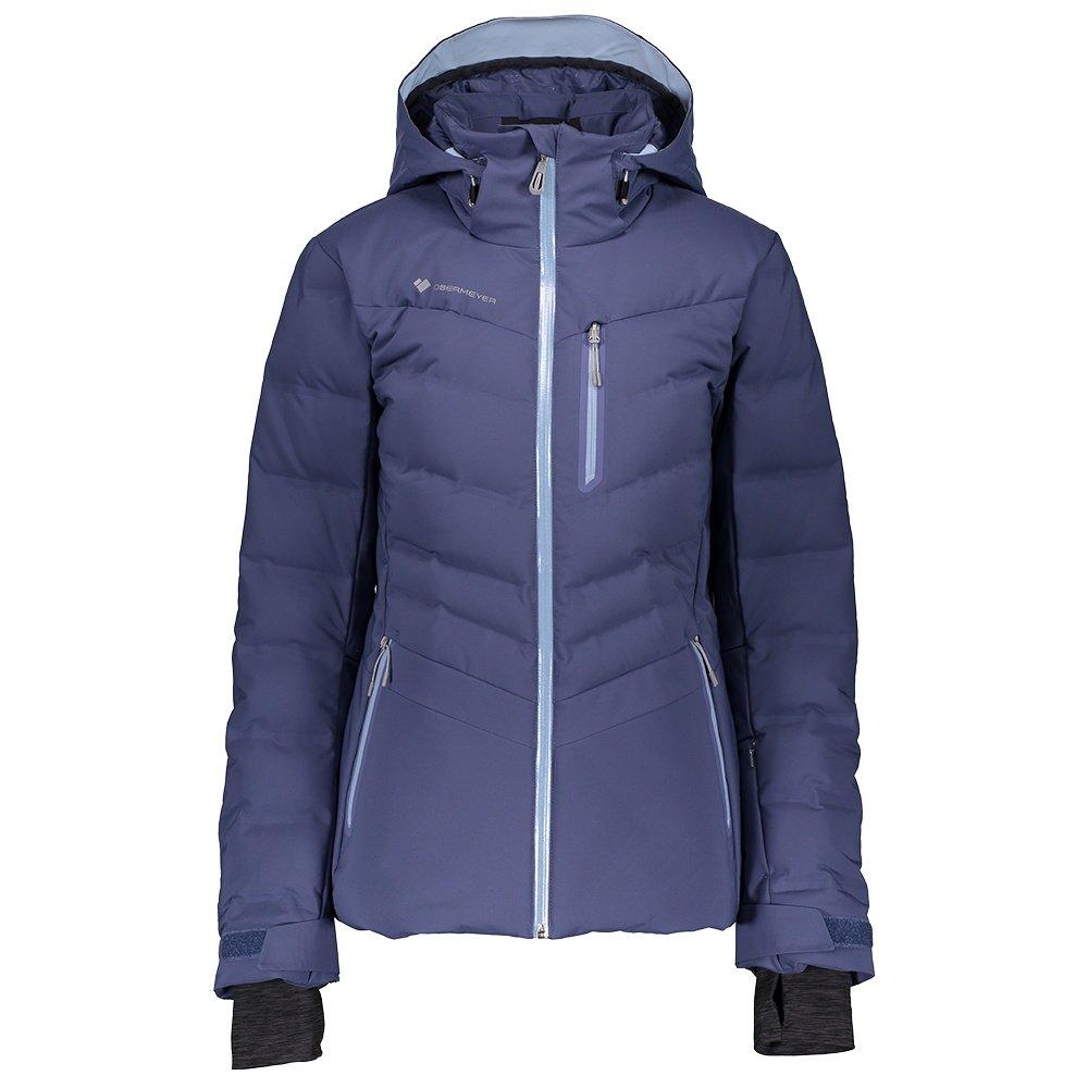 Obermeyer Cosima Down Ski Jacket (Women's) - Into the Blue