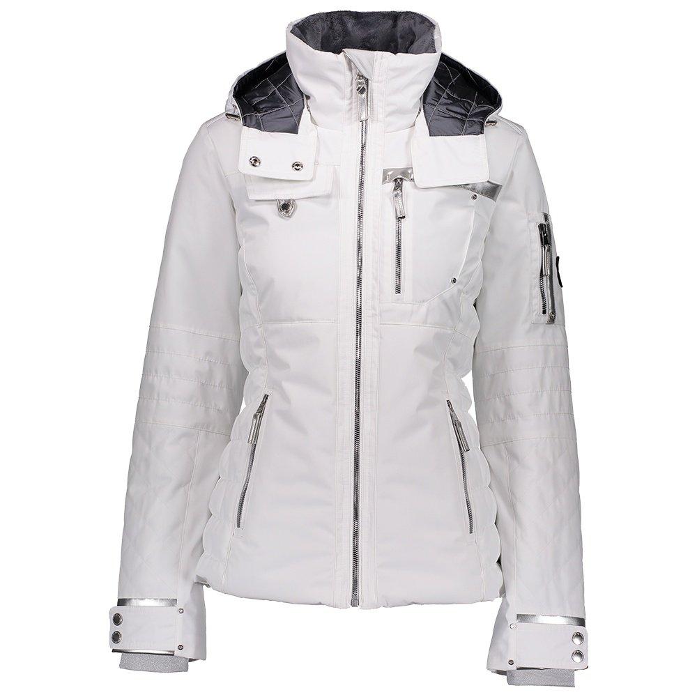 Obermeyer Hadley Insulated Ski Jacket (Women's) - White