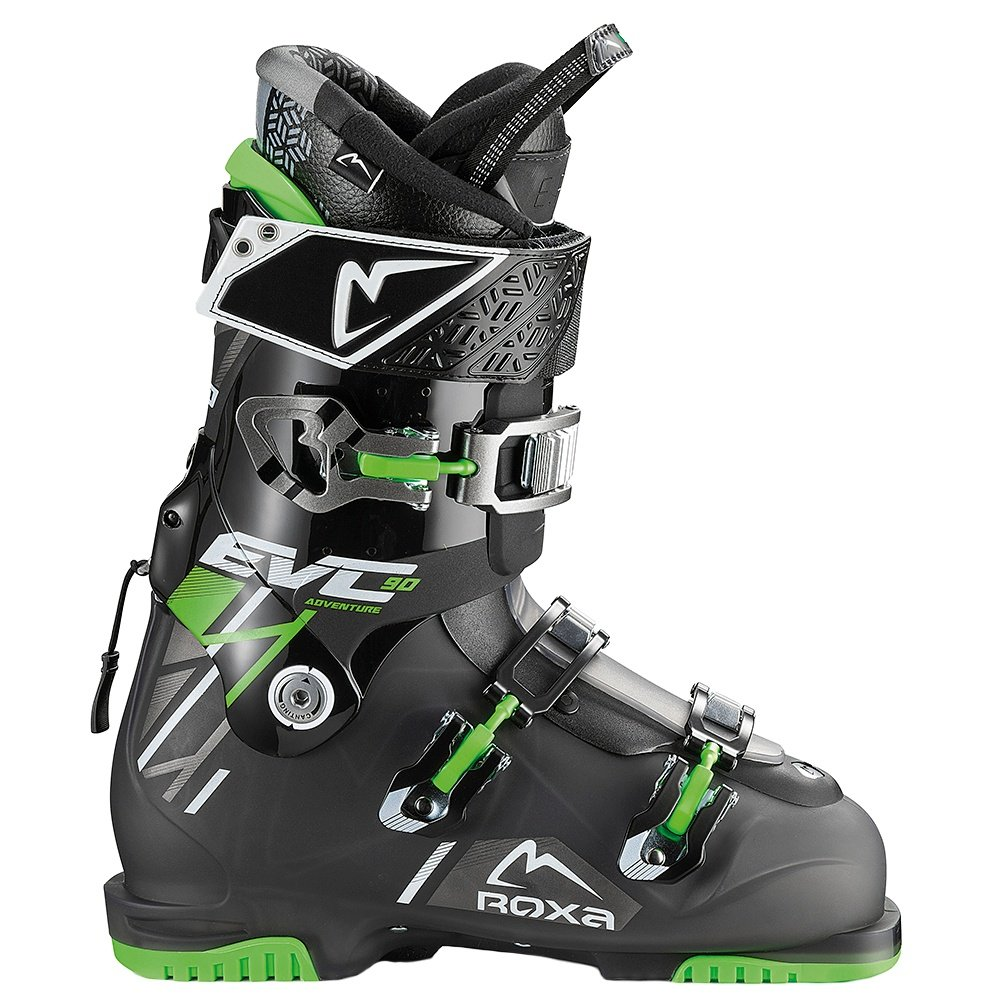 Roxa Evo 90 Ski Boot (Men's) - Black/Green