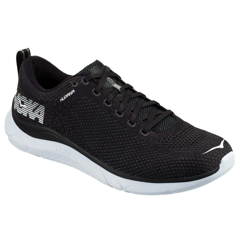 Hoka One One Hupana Running Shoes (Women's) - Black/White