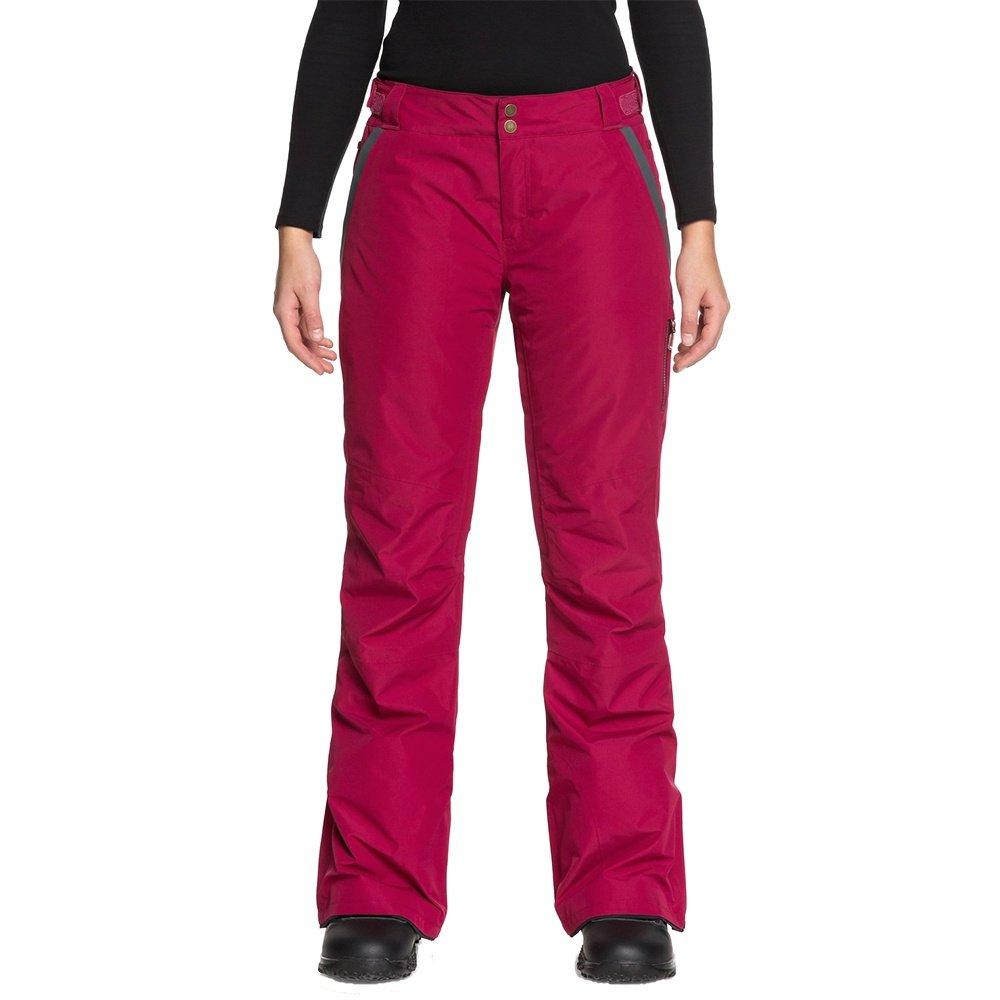 Roxy Rushmore 2L GORE-TEX Snowboard Pant (Women's) - Beet Red