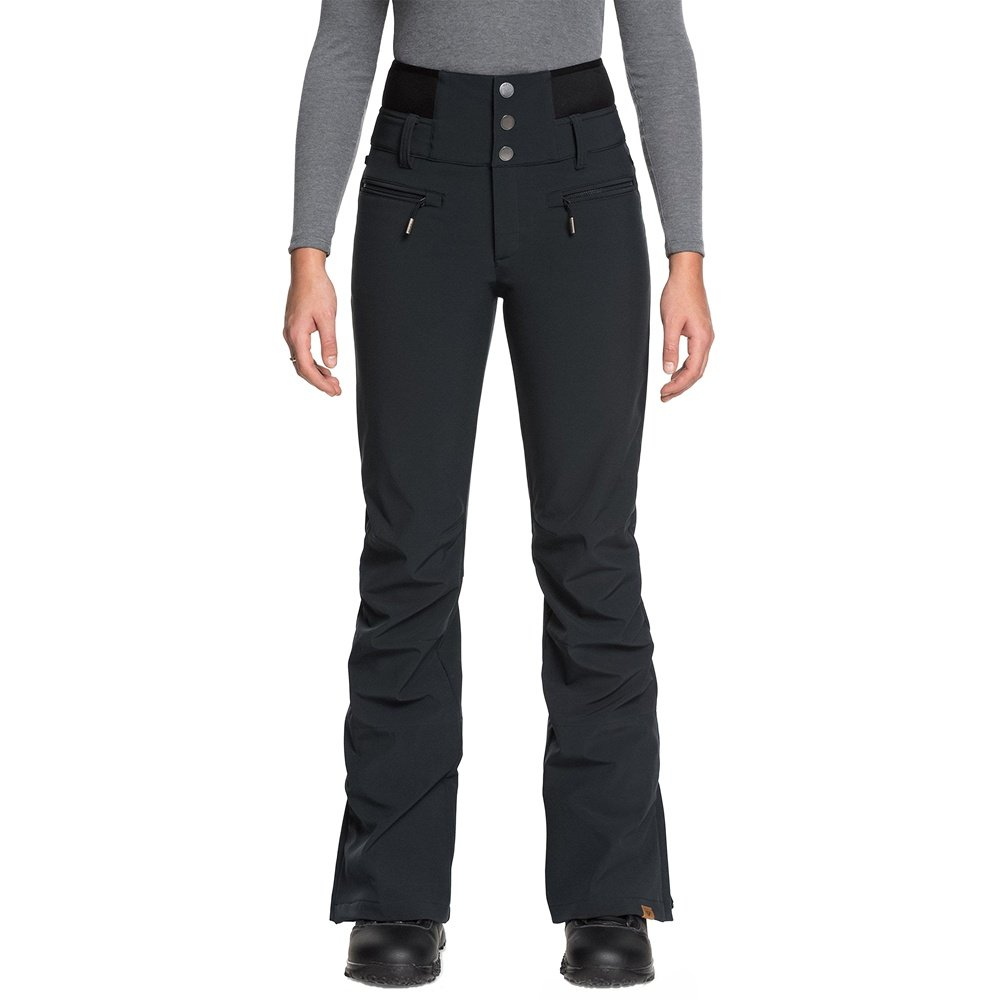 Roxy Rising High Shell Snowboard Pant (Women's) - Anthracite