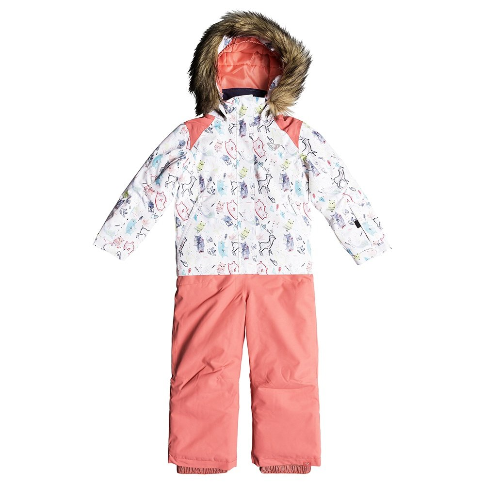Roxy Paradise Insulated Ski Suit (Little Girls') -