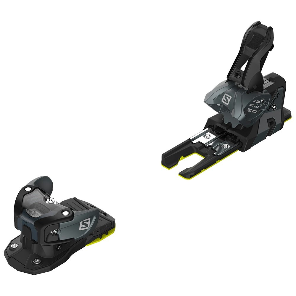 Salomon Warden MNC 13 115 Ski Binding (Adults') - Black/Grey