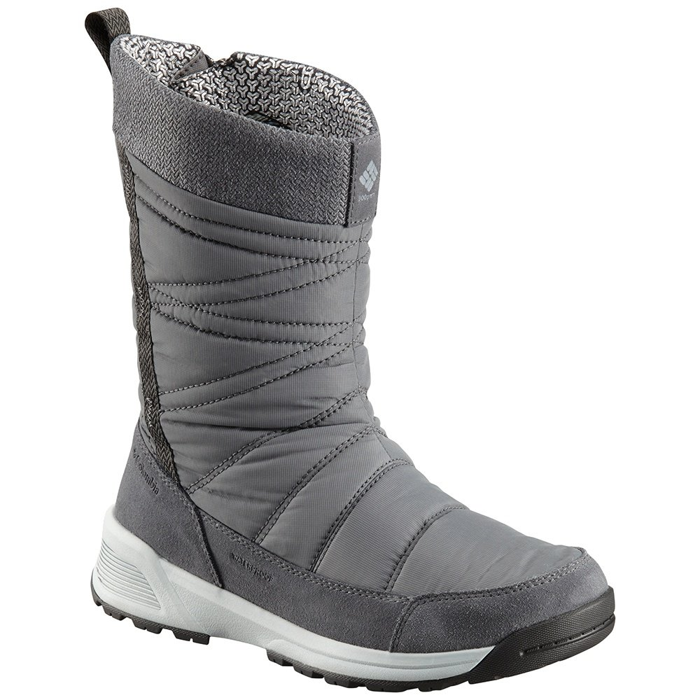 Columbia Meadows Slip-On Omni-Heat 3D Boot (Women's) - Graphite