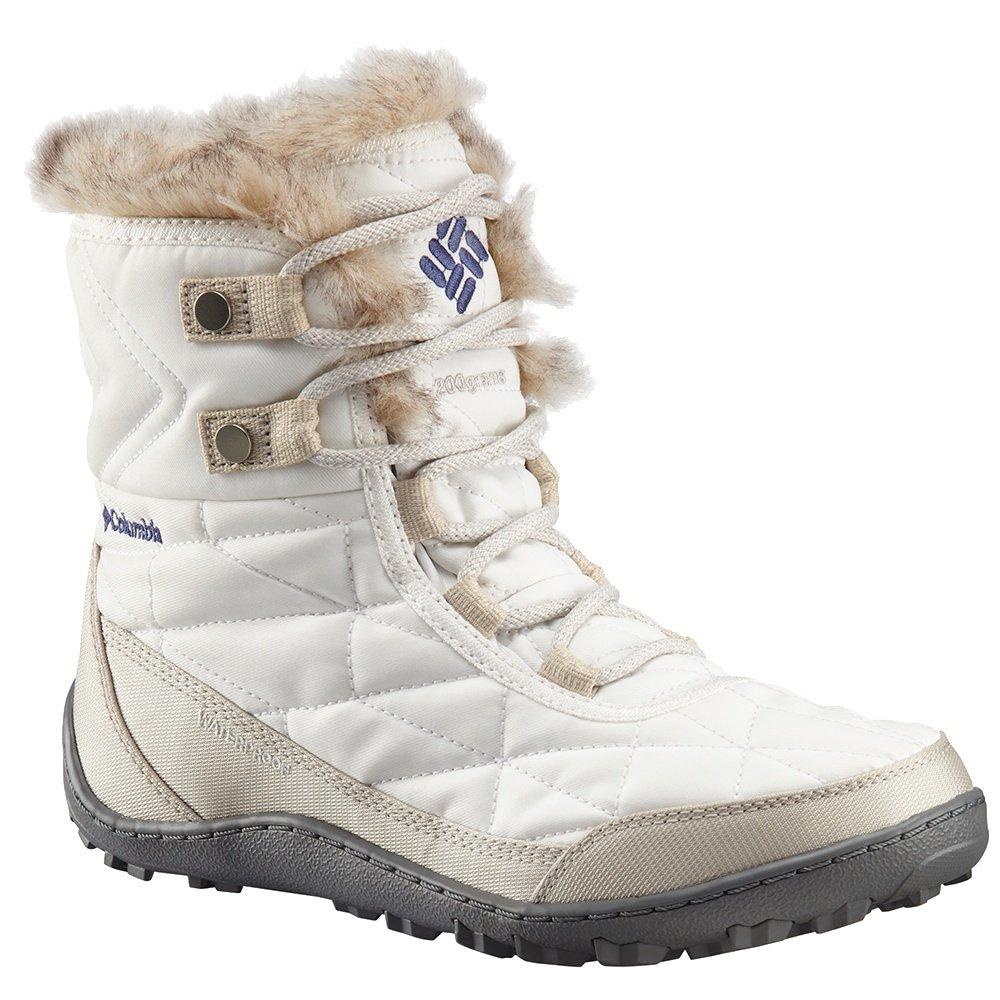 Columbia Minx Shorty III Boot (Women's) - Sea Salt/Eve