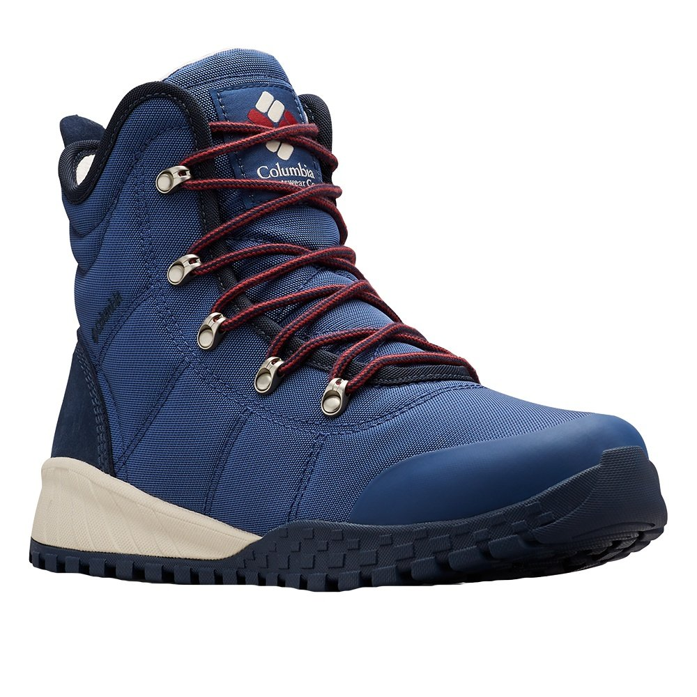 Columbia Fairbanks Omni-Heat Boot (Men's) - Carbon/Red Jasper