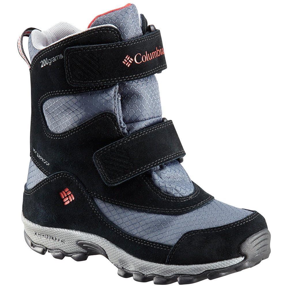 Columbia Parkers Peak Velcro Boot (Kids') - Graphite