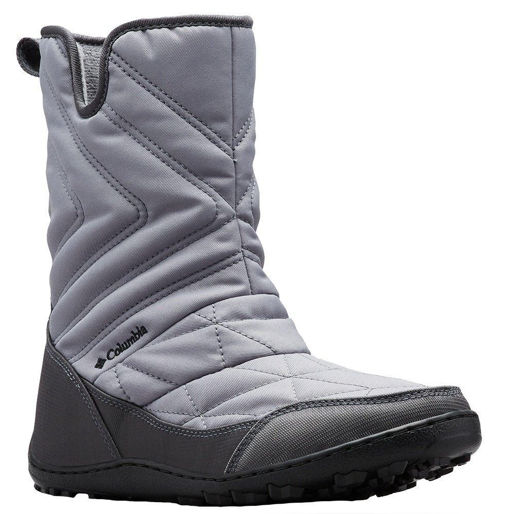 Columbia Minx Slip III Boot (Women's) - Ti Grey Steel/Black