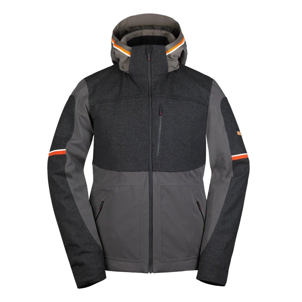 Capranea Intercept Insulated Ski Jacket (Men's) - Ink Black Green