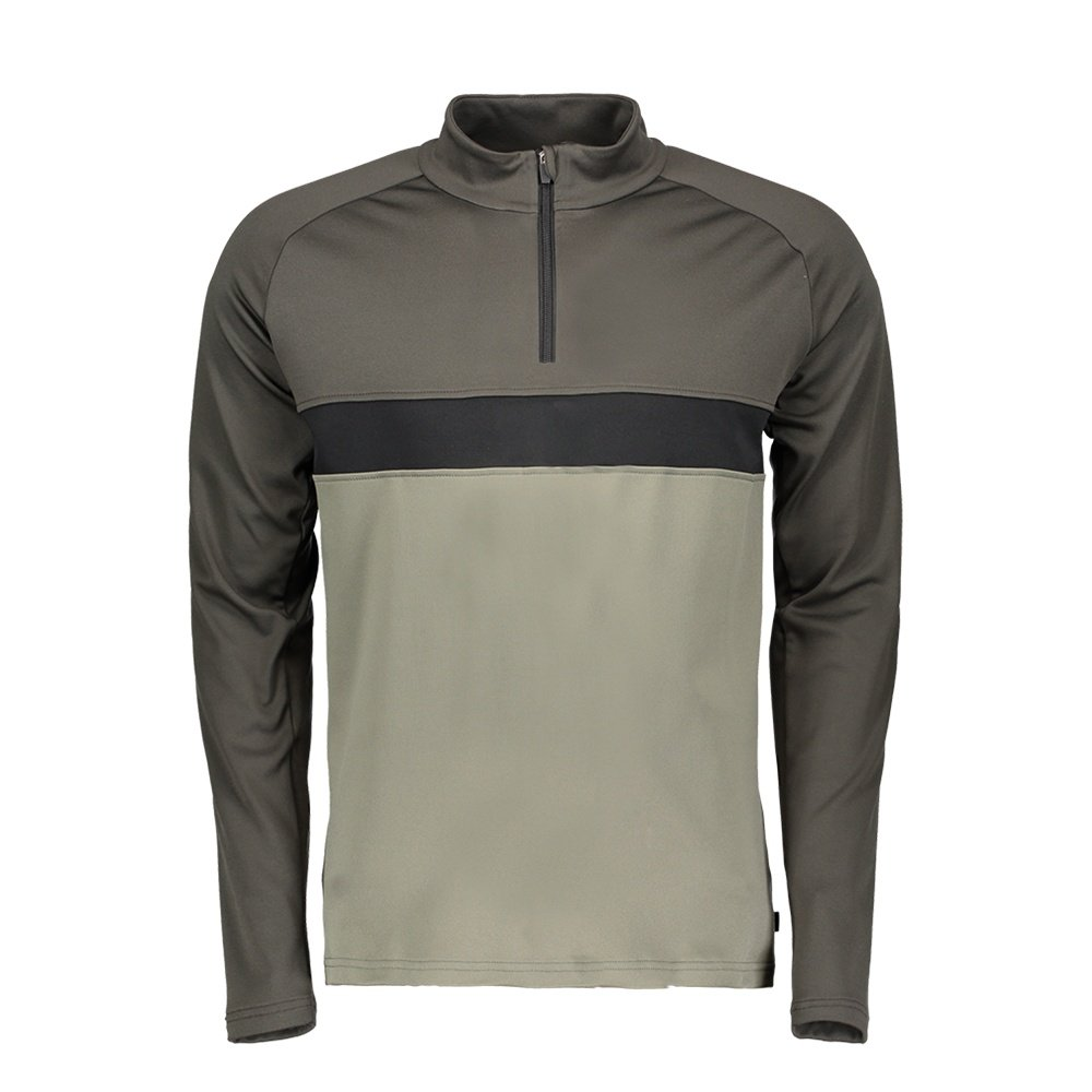 Capranea Skin Shirt Mid-Layer (Men's) - Grape Leaf