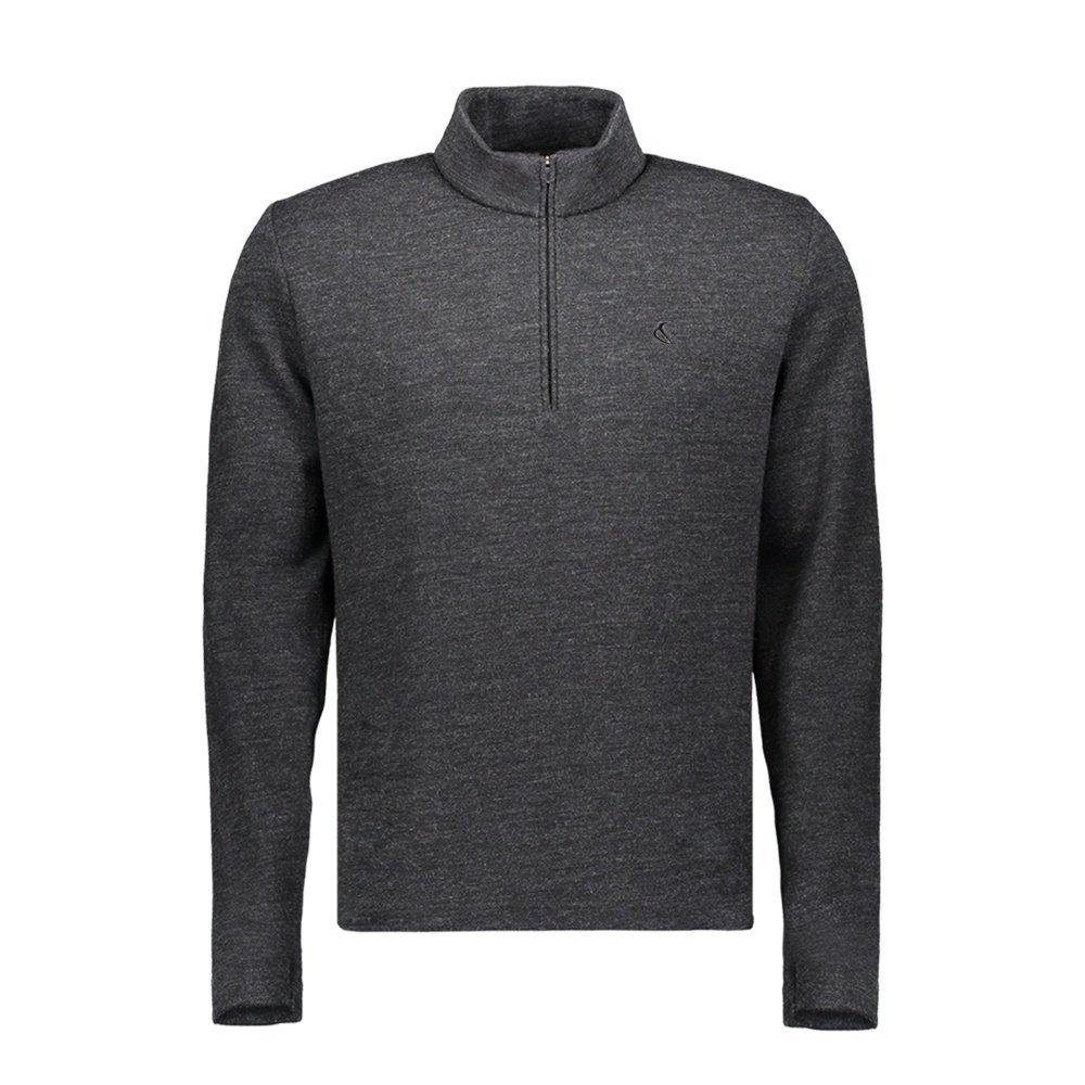 Capranea Wool Pullover Mid-Layer (Men's) - Black