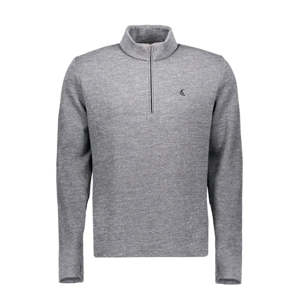 Capranea Wool Pullover Mid-Layer (Men's) - Frost Gray
