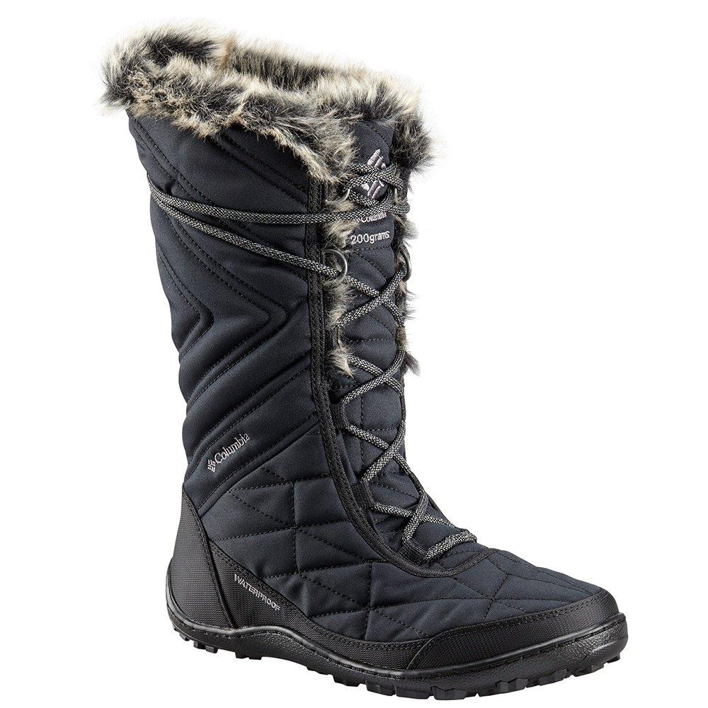 Columbia Minx Mid III Boot (Women's) - Black
