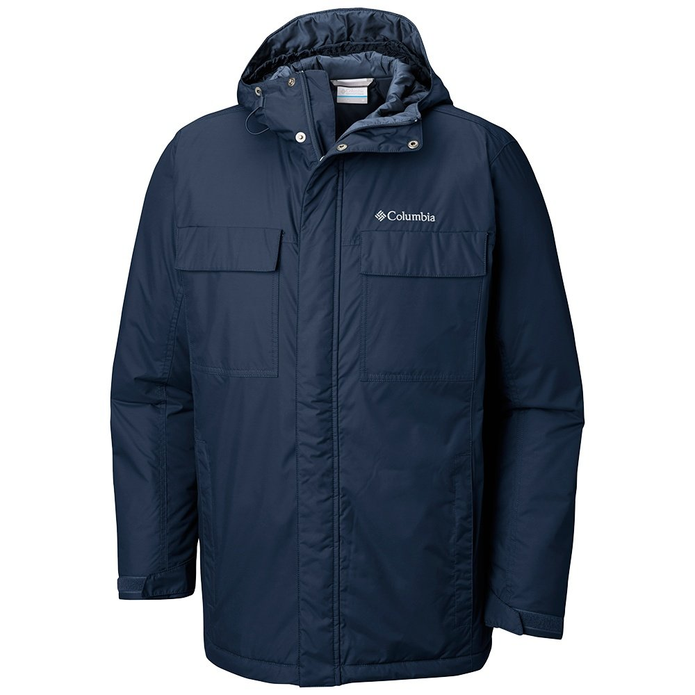 Columbia Ten Falls Insulated Ski Jacket (Men's) - Collegiate Navy