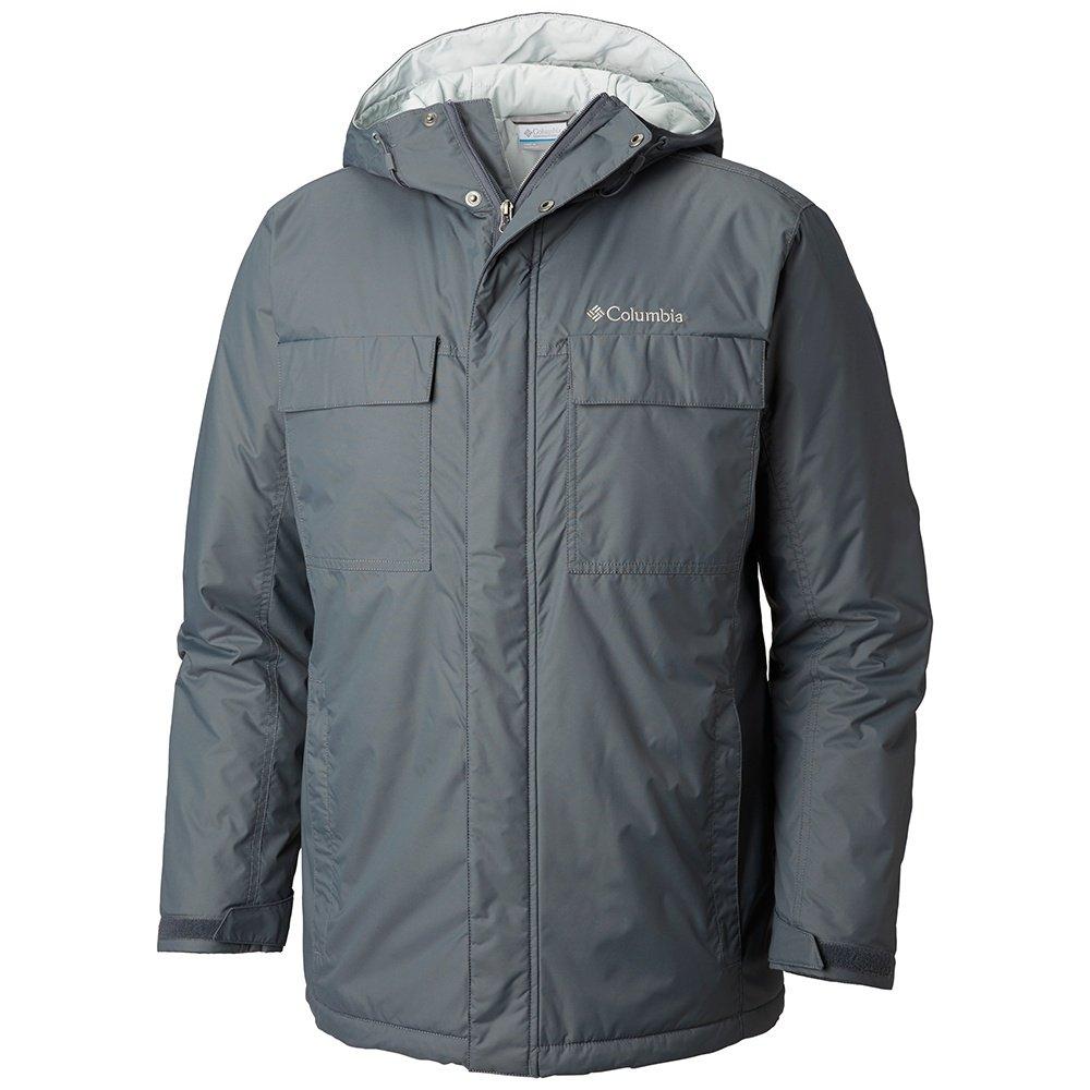 Columbia Ten Falls Big Insulated Ski Jacket (Men's) - Graphite